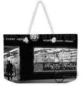 99 Cents - Worth Every Penny Weekender Tote Bag