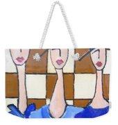 Pikotine Art Weekender Tote Bag