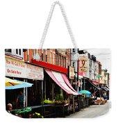 9th Street Italian Market Philadelphia Weekender Tote Bag