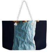 A Bag Of Popcorn Weekender Tote Bag