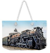 A Baltimore Chooch Weekender Tote Bag