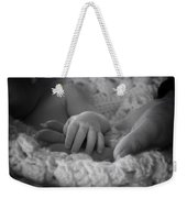 A Bambino's Trust Weekender Tote Bag