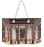 A Banquet In Ancient Greece Weekender Tote Bag
