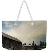 A Barn O'gold Weekender Tote Bag