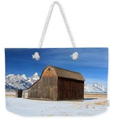 A Barn With A View Weekender Tote Bag
