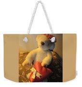 A Bear's Love Weekender Tote Bag