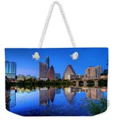 A Beautiful Austin Evening Weekender Tote Bag
