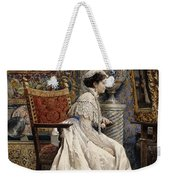 A Beautiful Connoisseur Weekender Tote Bag