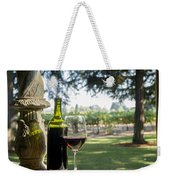 A Beautiful Day In Napa Weekender Tote Bag