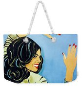 A Beautiful Girl 2 Weekender Tote Bag
