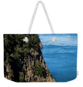 A Beautiful Landscape At Deception Pass Weekender Tote Bag