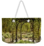 A Beautiful Place To Relax And Reflect Weekender Tote Bag