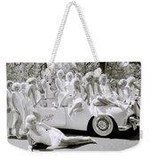Inspirational Marilyn Weekender Tote Bag