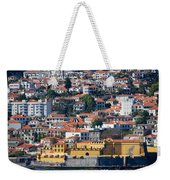 A Bit Of Funchal Weekender Tote Bag