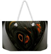 A Bit Of Heart Burn Weekender Tote Bag