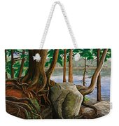 A Bit Of Muskoka Weekender Tote Bag