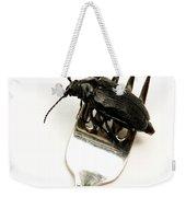 A Bite Of Water Bug Weekender Tote Bag