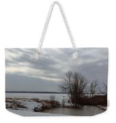 A Bleak Midwinter Day Weekender Tote Bag
