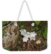 A Bloom In Time Weekender Tote Bag