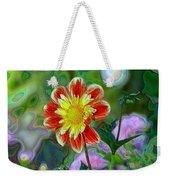 A Blooming Smile  Weekender Tote Bag