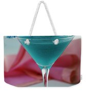 A Blue Hawaiian Cocktail Weekender Tote Bag