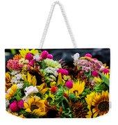 A Bouquet Of Flowers  Weekender Tote Bag
