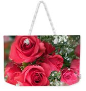 A Bouquet Of Roses For You Weekender Tote Bag