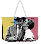 A Bout De Souffle Movie Poster Weekender Tote Bag