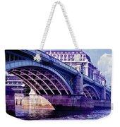 A Bridge In London Weekender Tote Bag
