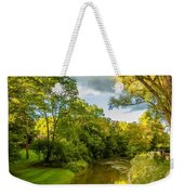 A Brief Journey 3 Weekender Tote Bag