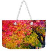 Autumn In Yountville, California Weekender Tote Bag