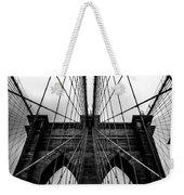 A Brooklyn Perspective Weekender Tote Bag