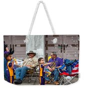 A Bubbly World Weekender Tote Bag