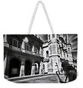 A Buck At A Time Weekender Tote Bag