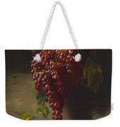 A Bunch Of Grapes Weekender Tote Bag
