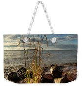 A Bunch Of Grass Weekender Tote Bag
