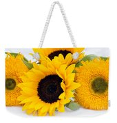 A Bunch Of Sunshine Weekender Tote Bag