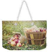 A Bushel And A Peck Weekender Tote Bag