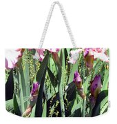 A Bushel Of Pink Weekender Tote Bag