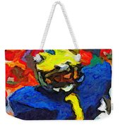 A. C. In The House Weekender Tote Bag