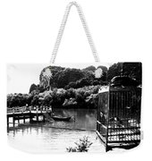 A Caged Bird's Vista Weekender Tote Bag