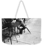 A Call After Rain Weekender Tote Bag