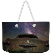 A Car's Dream... Weekender Tote Bag