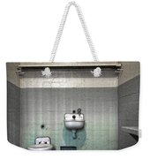 A Cell In Alcatraz Prison Weekender Tote Bag by RicardMN Photography