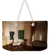 A Cell In Santa Catalina Monastery Weekender Tote Bag by RicardMN Photography