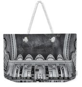 A Central View Bw Weekender Tote Bag