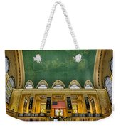 A Central View Weekender Tote Bag by Susan Candelario