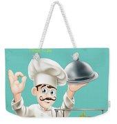 A Chef 1 Weekender Tote Bag