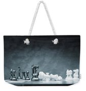 A Chess Game Weekender Tote Bag