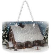 A Christmas In My Dreams Weekender Tote Bag